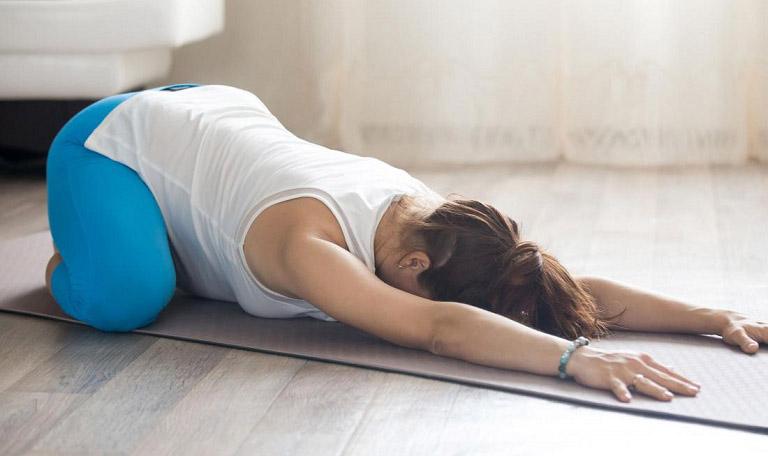 Tập luyện là phương pháp giảm đau thần kinh tọa rất tốt dành cho mẹ bầu