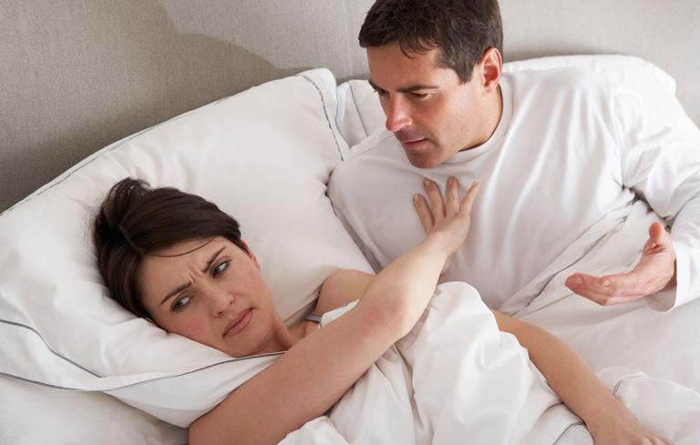 Không chỉ nam giới mà nay cả nữ giới cũng mắc bệnh yếu sinh lý