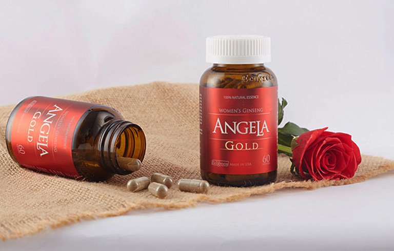Sâm Angela Gold là thuốc chữa yếu sinh lý nữ hiệu quả cho phái đẹp