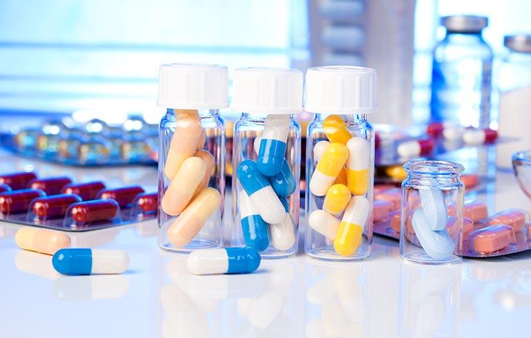 Thuốc điều trị bệnh viêm phổi hít