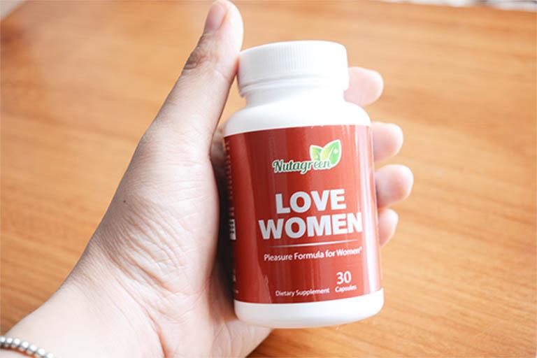 Sản phảm giúp cải thiện nhu cầu sinh lý và gia tăng ham muốn ở nữ