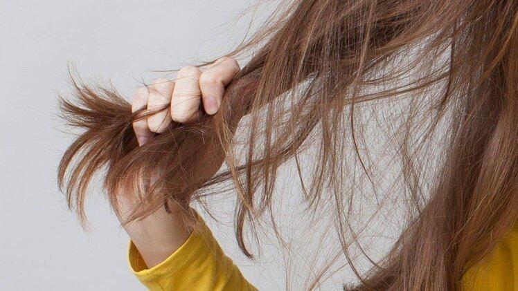 tóc rụng do đâu