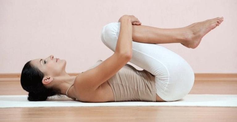 Tư thế yoga tốt cho người bị đau thượng vị