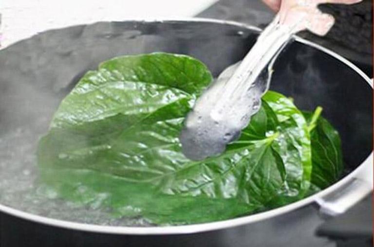 Nấu nước lá lốt uống mỗi ngày giúp đẩy lùi các triệu chứng viêm đau của bệnh