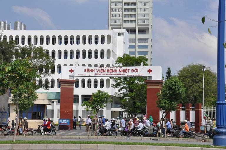 Quy trình xét nghiệm viêm gan B ở bệnh viện Bệnh Nhiệt Đới