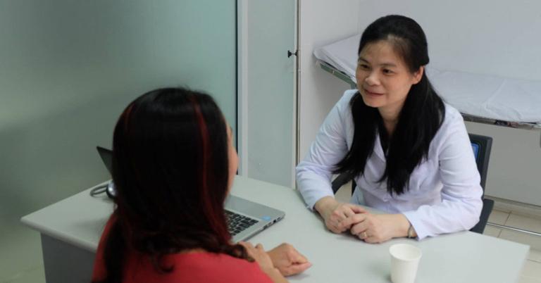 Bác sĩ Hà Phan Hải An