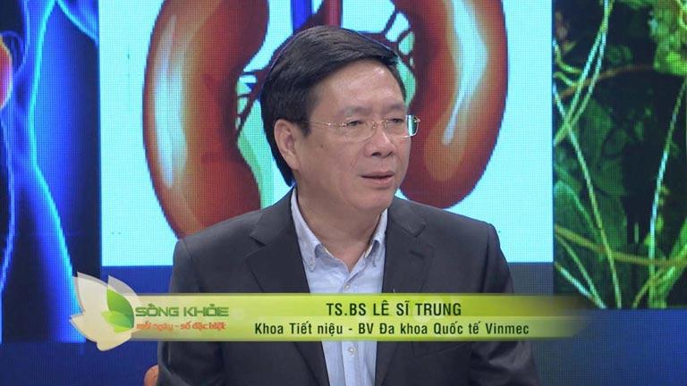 Bác sĩ Lê Sĩ Trung
