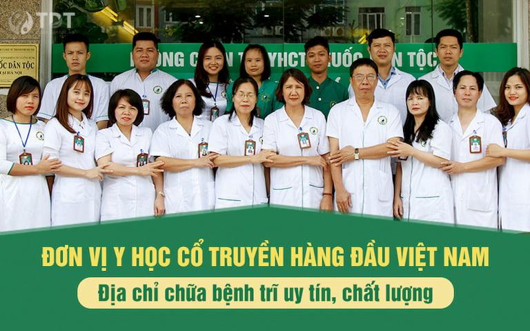 Trung tâm Thuốc dân tộc là cơ sở uy tín trong điều trị bệnh trĩ