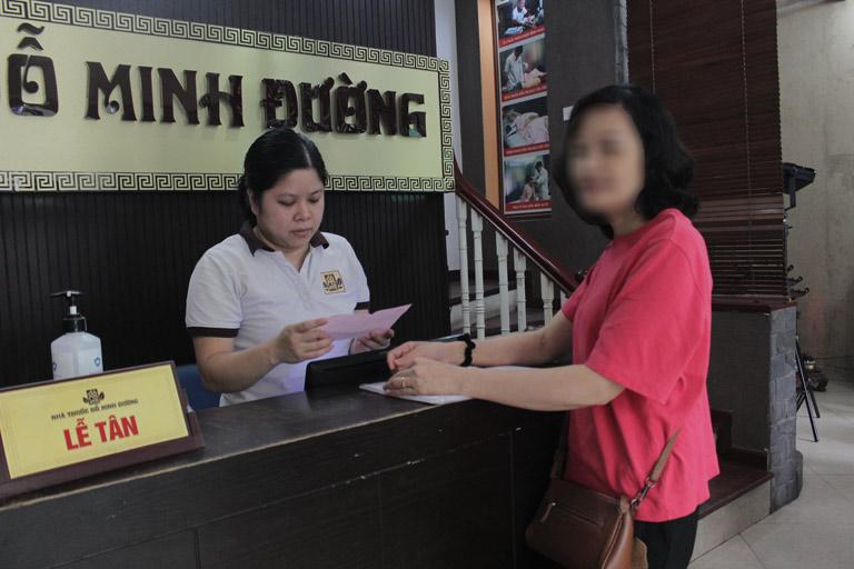 Cô Hạnh (bệnh nhân K) chia sẻ về lựa chọn dùng Phụ Khang Đỗ Minh chữa viêm âm đạo