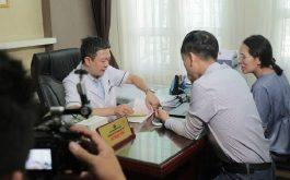 Đài Truyền hình Vĩnh Long thực hiện phóng sự giả mạo nhà thuốc tại đơn vị Đỗ Minh Đường