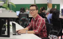 Anh Long đã khỏi hẳn mề đay sau 2 tháng điều trị tại Đỗ Minh Đường