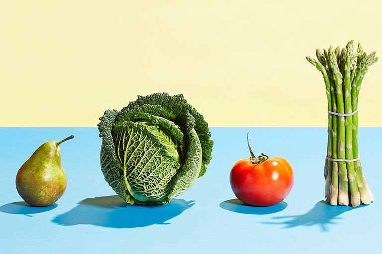 Điều chỉnh chế độ ăn uống giúp giảm đau thượng vị khó thở và phòng ngừa cơn đau tái phát
