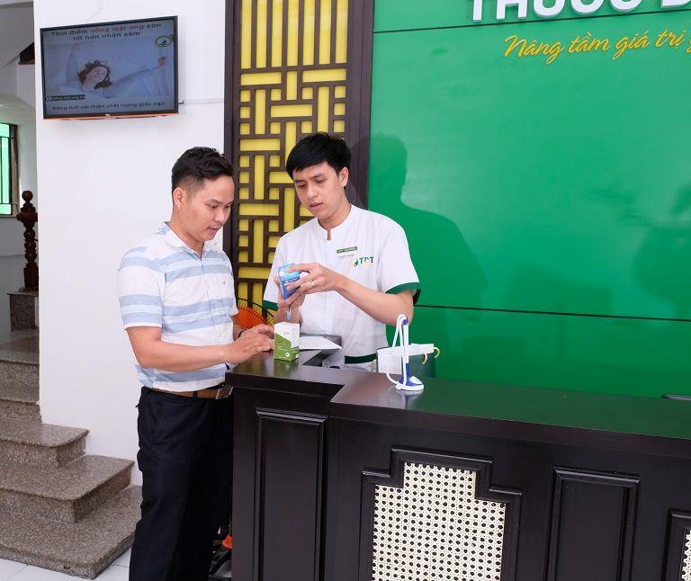 Thời gian làm việc Thuốc dân tộc 145 Hoa Lan linh động, luôn đáp ứng nhu cầu bệnh nhân tốt nhất