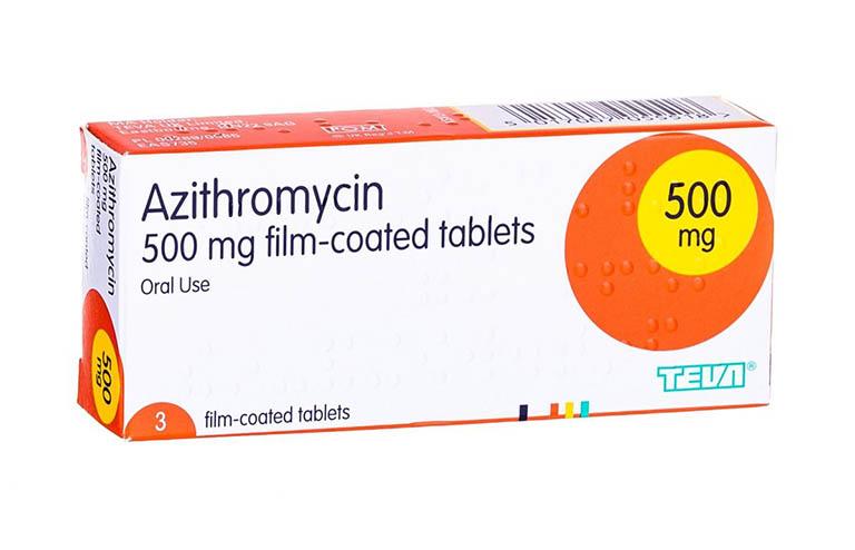 Thuốc Azithromycin