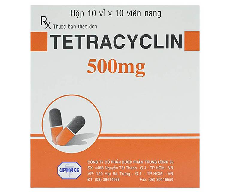 Thuốc Tetracycline