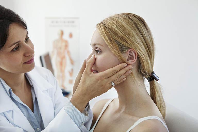 Biện pháp chẩn đoán lệch vách ngăn mũi