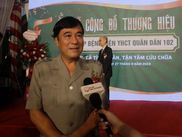 NSND Mạnh Cường có những chia sẻ đáng quý về nền Y học cổ truyền Việt Nam