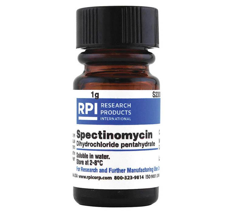 Thuốc Spectinomycin