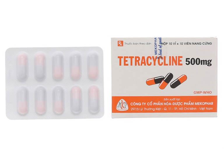 Tetracyline
