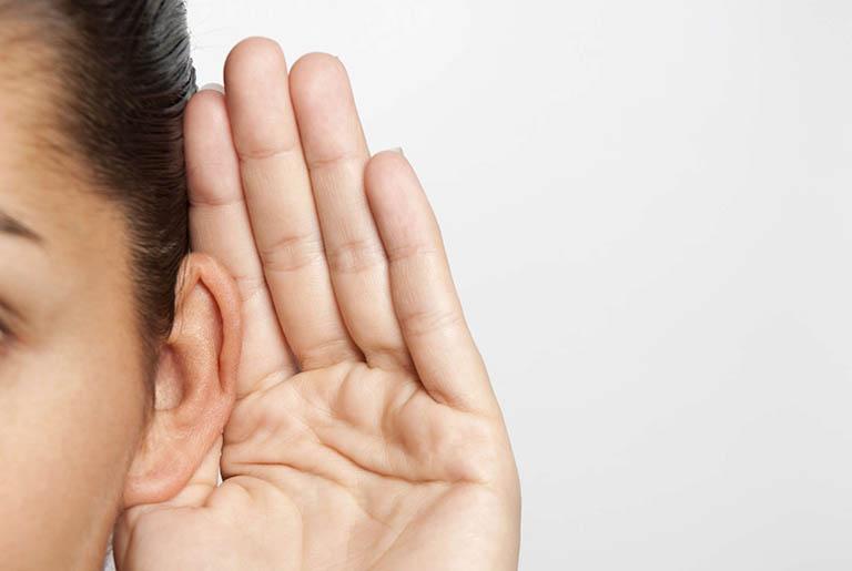 Bệnh viêm tai ngoài có thể làm suy giảm thính lực