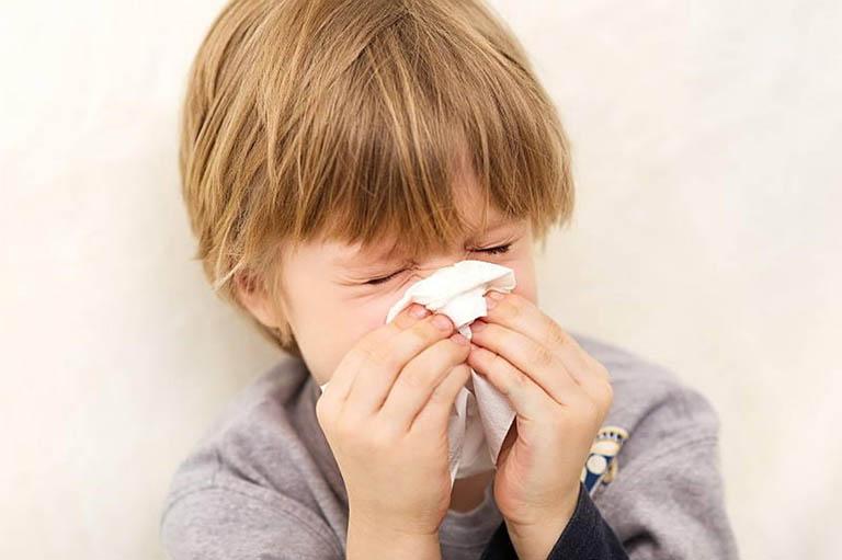 Bệnh viêm VA quá phát gây viêm xoang