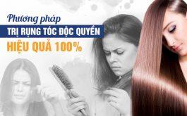 Phương pháp điều trị rụng tóc tại Trung tâm Da liễu Đông y Việt Nam