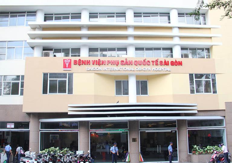 Bệnh viện Phụ sản Quốc tế Sài Gòn có tiếp nhận các trường hợp mổ u xơ tử cung ở nữ giới