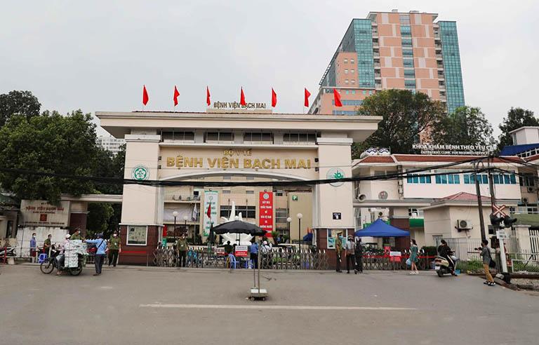 Khoa Phụ sản của bệnh viện Bạch Mai đã và đang triển khai nhiều dịch vụ mổ u xơ tử cung chất lượng