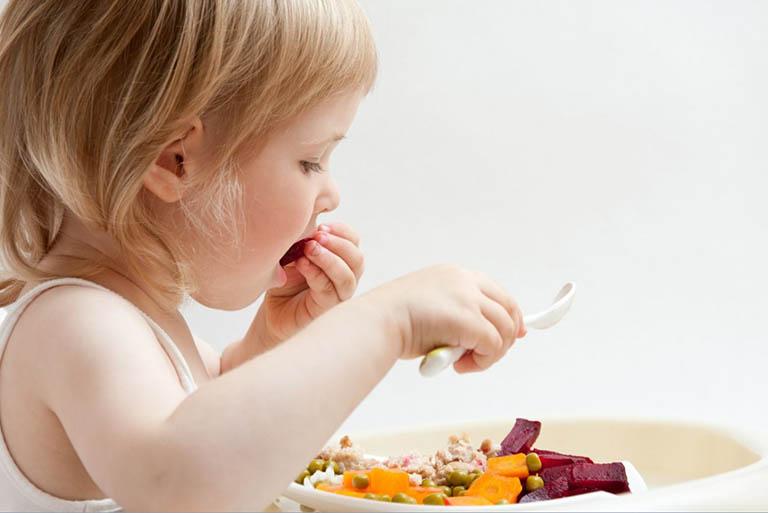 Trong giai đoạn phục hồi, trẻ hết sốt, huyết áp ổn định hơn