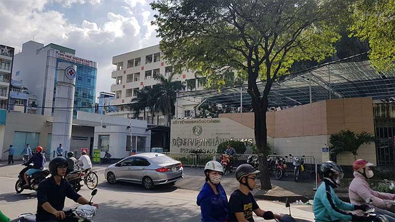Bệnh viện Nhân Dân 115 - Địa chị tầm soát ung thư cổ tử cung uy tín