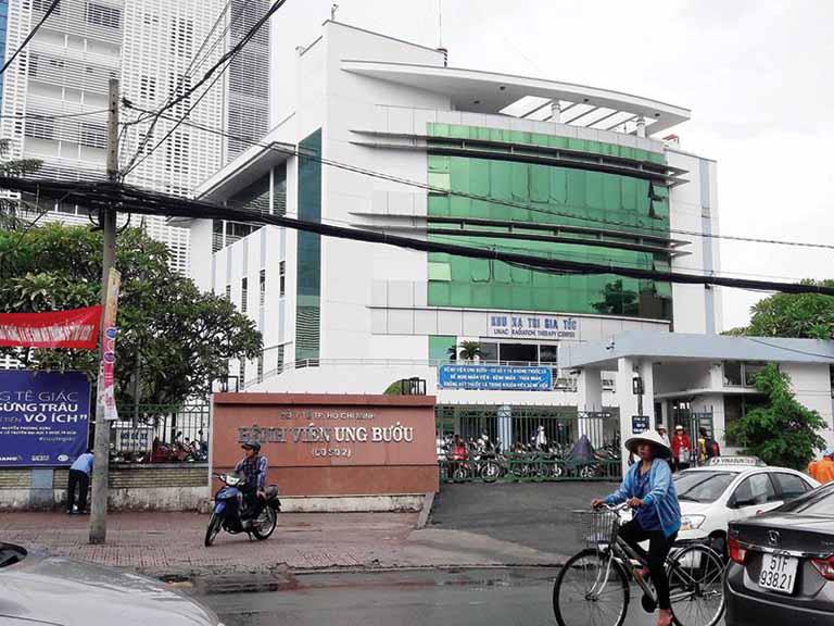 Bệnh viện Ung bướu Thành phố Hồ Chí Minh là đơn vị y tế chuyên chẩn đoán, tầm soát và điều trị bệnh ung thư bậc nhất ở khu vực phía Nam nước ta