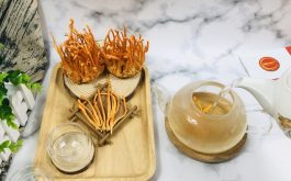 Trà đông trùng hạ thảo - công dụng, cách pha trà và những lưu ý cần biết