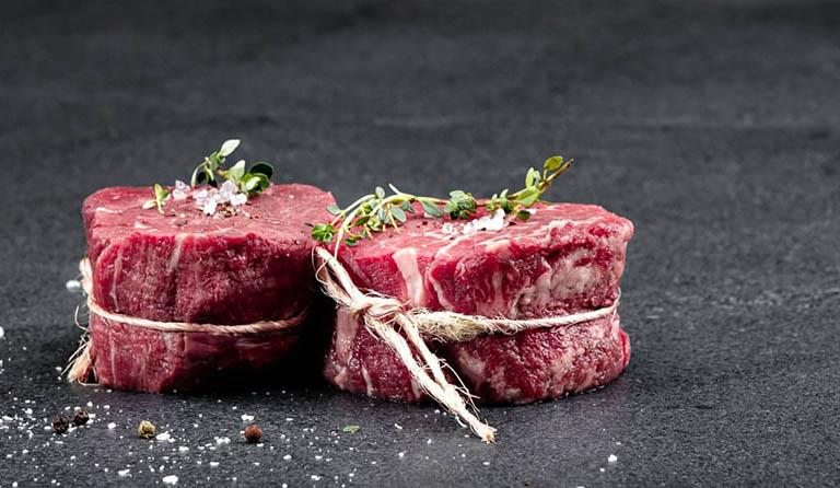 Tuyệt đối không ăn thịt đỏ trong quá trình điều trị bệnh u xơ tử cung
