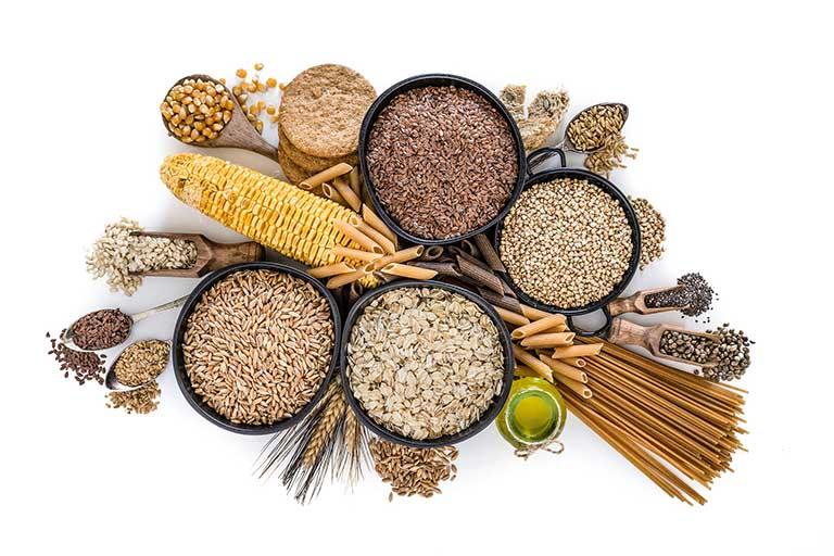 Ngũ cốc nguyên hạt hoặc ngũ cốc chưa qua khâu chế biến có tác dụng đào thảo lượng estrogen dư thừa ra khỏi cơ thể