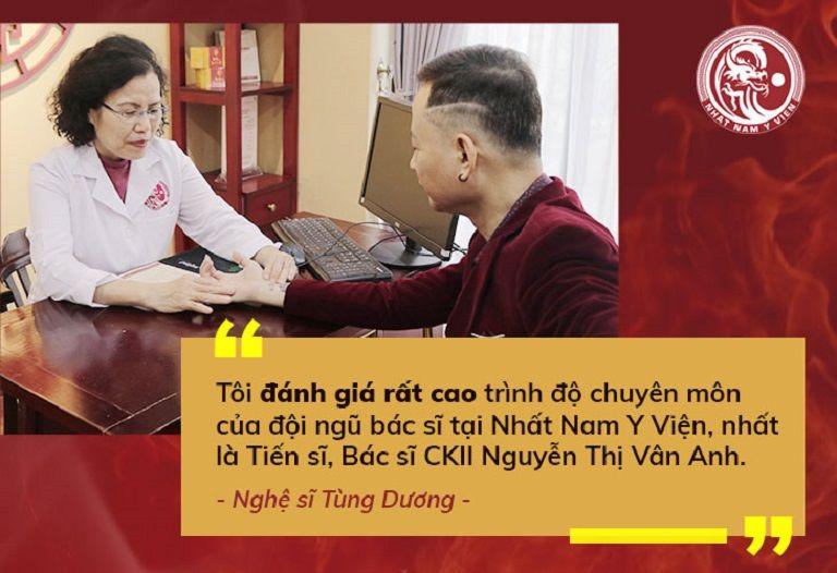 Nhất Nam Y Viện là đơn vị phục dựng thành công mô hình thăm khám và điều trị theo Thái Y Viện triều Nguyễn