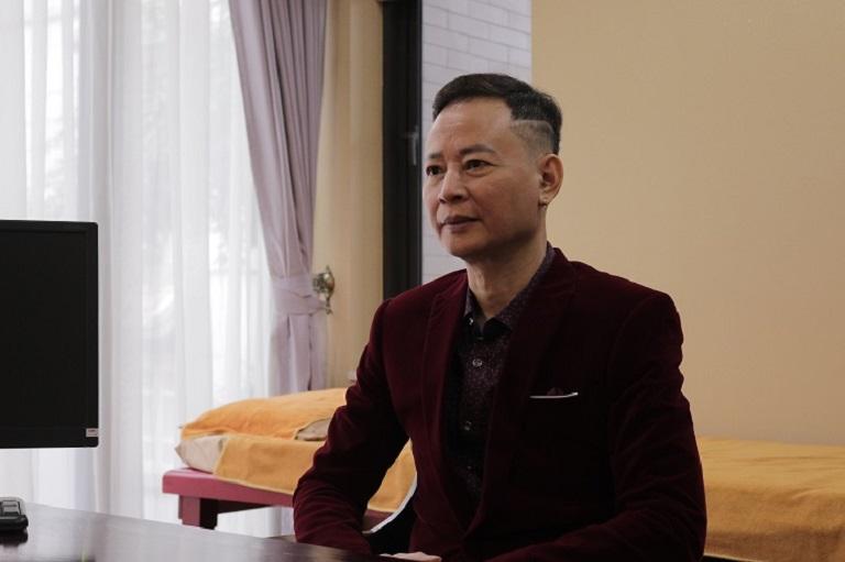 Nghệ sĩ Tùng Dương được biết đến với nhiều vai diễn nổi tiếng trên sóng truyền hình