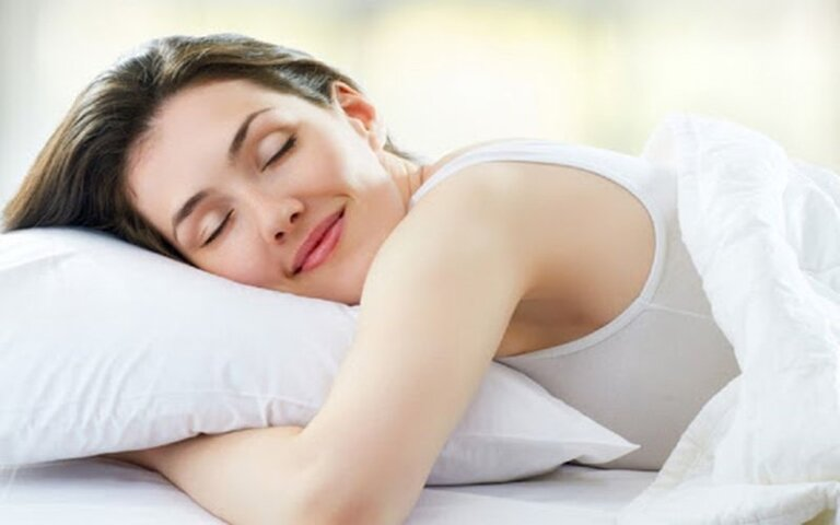 Sử dụng sản phẩm sẽ giúp bạn có được những đêm ngon giấc