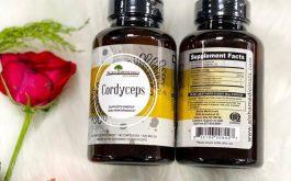 Gợi ý 8+ sản phẩm đông trùng hạ thảo của Mỹ tốt nhất hiện nay