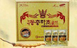 Top 8 đông trùng hạ thảo Hàn Quốc được ưa chuộng hiện nay