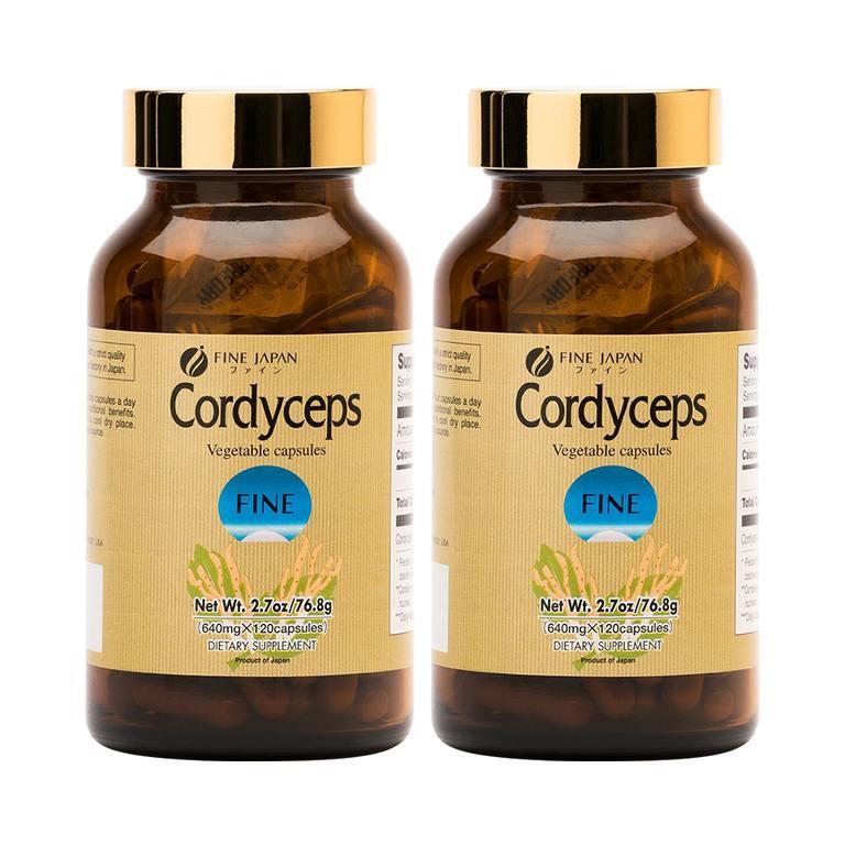 Cordyceps Fine là sản phẩm dạng viên được nhiều người yêu thích