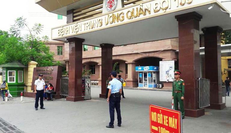 Bệnh viện Trung ương Quân đội 108 là địa chỉ khám và điều trị bệnh đại tràng uy tín nước ta