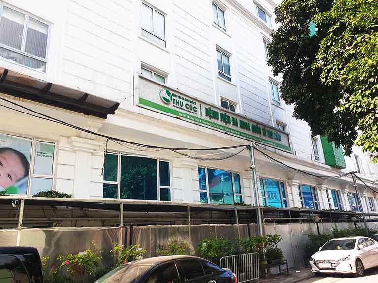 Bệnh viện Đa khoa Quốc tế Thu Cúc là bệnh viện tư nhân đạt chuẩn quốc tế ở thành phố Hà Nội