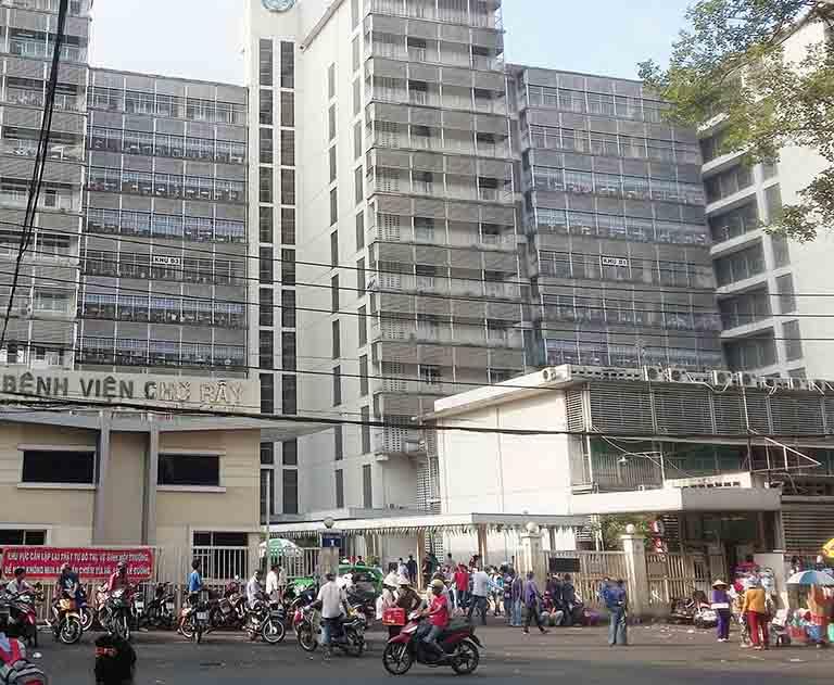 Bệnh viện Chợ Rẫy là địa chỉ thăm khám và điều trị bệnh viêm đại tràng uy tín ở Thành phố Hồ Chí Minh