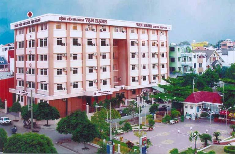 Bệnh viện Đa khoa Vạn Hạnh là một trong những bệnh viện tư nhân có tiếng tại thành phố Hồ Chí Minh