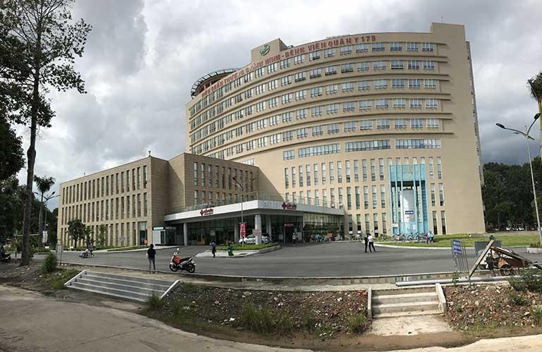 Bệnh viện Quân y 175 có tiếp nhận bệnh nhân khám chữa bệnh viêm đại tràng
