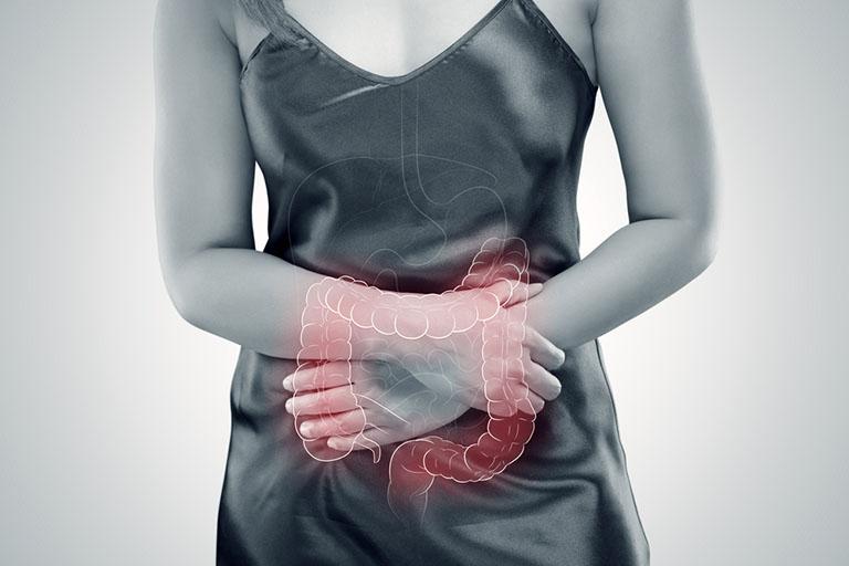 Viêm đại tràng không chỉ gây khó chịu cho vùng bụng mà còn khiến cơ thể thường xuyên bị mệt mỏi, mất sức, suy nhược cơ thể