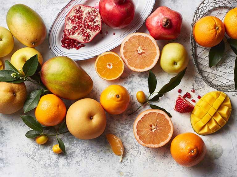 Các loại trái cây có tác dụng nâng cao sức khỏe và phòng chống bệnh tật