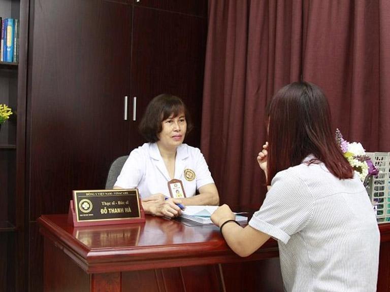 Bác sĩ Đỗ Thanh Hà là một đồng nghiệp lâu năm của bác sĩ Phương