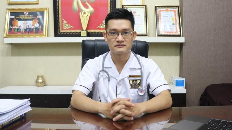 Bác sĩ Trần Hải Long - Nhà thuốc Nam gia truyền Đỗ Minh Đường