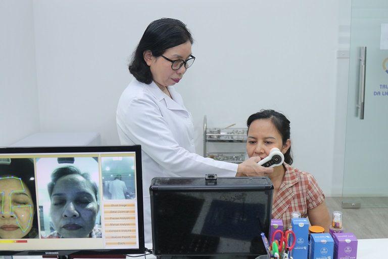 Viện Da liễu chuyên điều trị, chăm sóc da và sức khỏe toàn diện